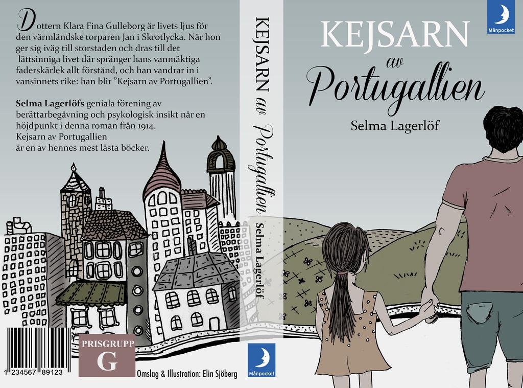 Elin Sjöberg bokomslag